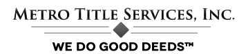 Metro Title Services Inc.