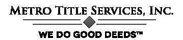 Metro Title Services Inc.